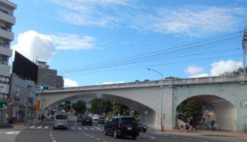 阪急電鉄神戸市内線高架橋-阿部 美樹志が追求したコンクリート橋の美