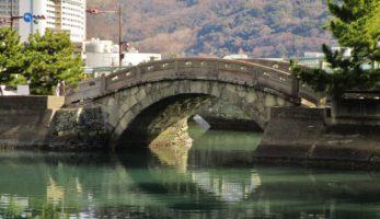 不老橋-関西では珍しい石造アーチ橋