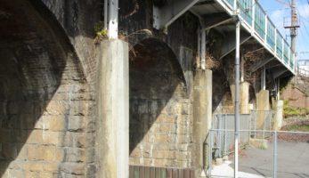 土木遺産⑨ 七反田橋りょうに見る水災との向き合い方