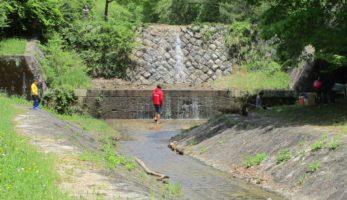 今も記憶に残る外国人技術者の貢献(2) -不動川砂防施設(デ・レーケ堰堤)